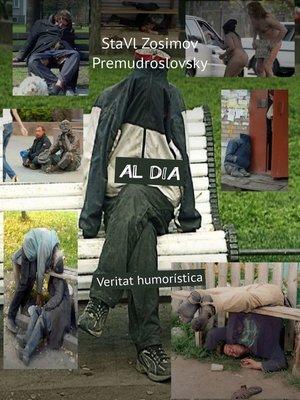 cover image of ALDIA. Veritat humorística