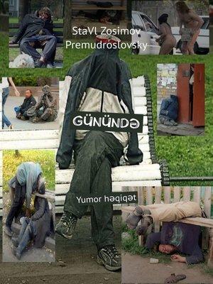 cover image of Günündə. Yumor həqiqət