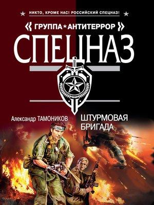 cover image of Штурмовая бригада