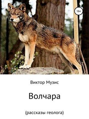 cover image of Волчара (рассказы геолога)