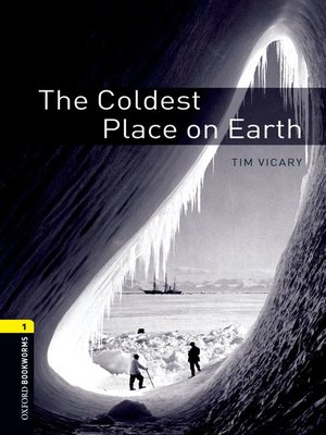cover image of The Coldest Place on Earth