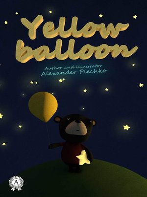 cover image of Yellow balloon