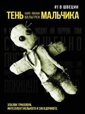 cover image of Тень мальчика