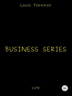 cover image of Business Series. Part Five