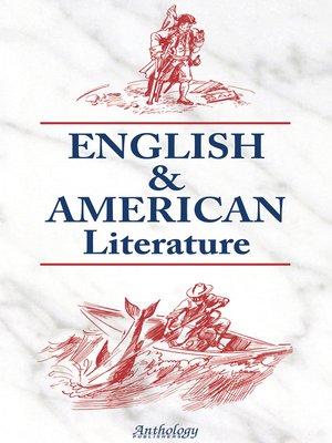 cover image of English & American Literature. Английская и американская литература