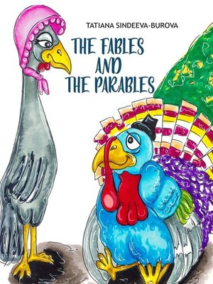 cover image of The fables and the parables
