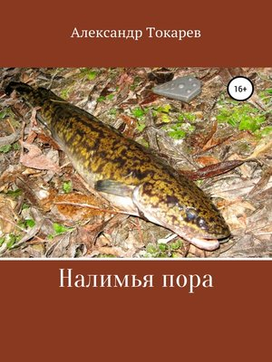 cover image of Налимья пора