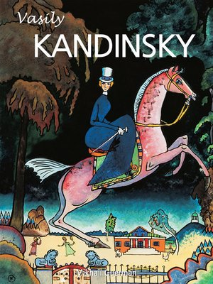 cover image of Vasily Kandinsky