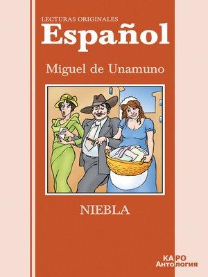 cover image of Туман. Книга для чтения на испанском языке