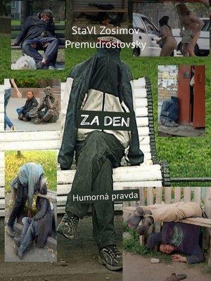 cover image of ZADEN. Humorná pravda
