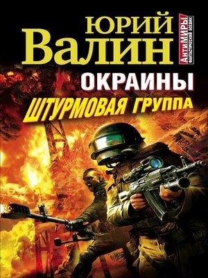 cover image of Штурмовая группа