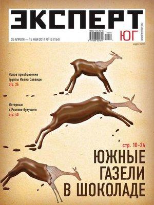 cover image of Эксперт Юг 16-2011