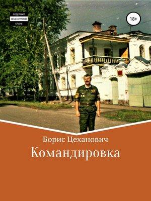 cover image of Командировка