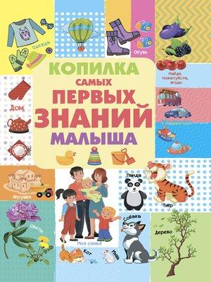 cover image of Копилка самых первых знаний малыша