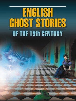 cover image of Английская мистическая новелла XIX века. Книга для чтения на английском языке