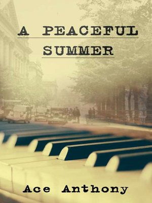 cover image of A Peaceful Summer