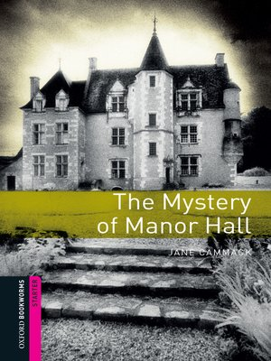 cover image of The Mystery of Manor Hall
