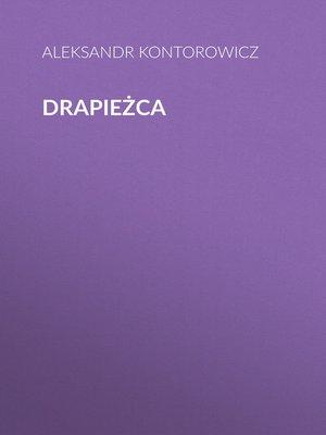 cover image of Drapieżca