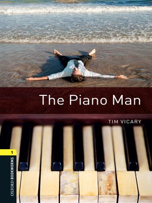 cover image of The Piano Man