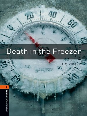 cover image of Death in the Freezer
