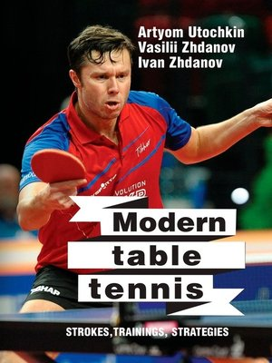 cover image of Modern table tennis