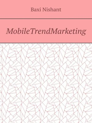 cover image of MobileTrendMarketing
