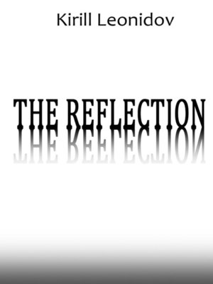 cover image of The Reflection. a Collection of Novels