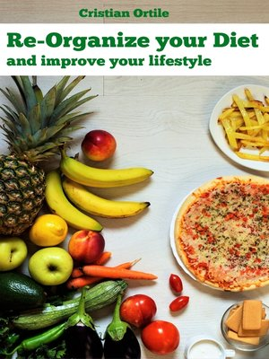 cover image of Re-Organize Your Diet