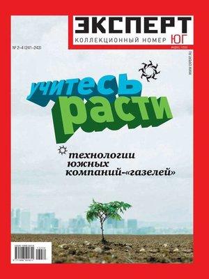 cover image of Эксперт Юг 2-4_2013