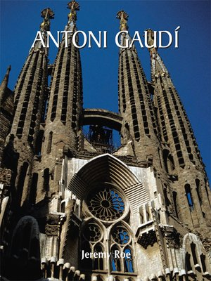 cover image of Antoni Gaudí