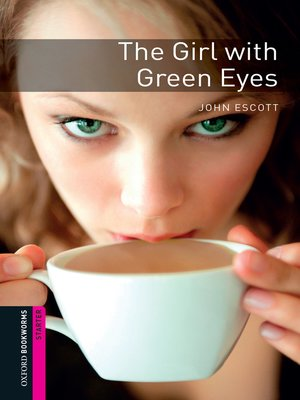 cover image of The Girl with Green Eyes