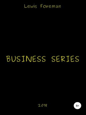 cover image of Business Series. Part Two