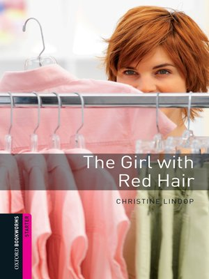 cover image of The Girl with Red Hair