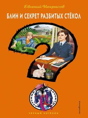 cover image of Блин и секрет разбитых стекол