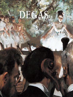 cover image of Degas