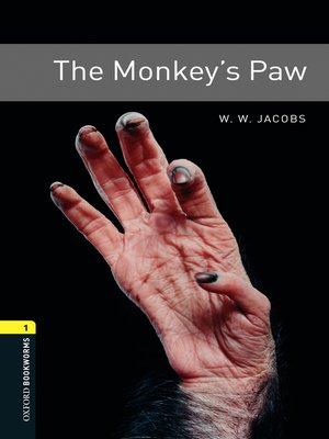 cover image of The Monkey's Paw