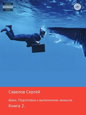 cover image of Шанс. Подготовка к исполнению замысла. Книга 2