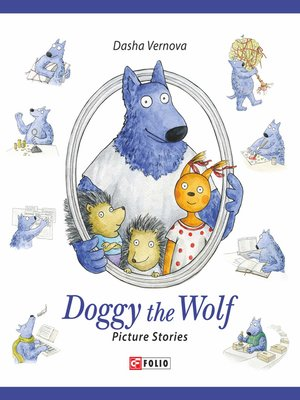 cover image of Wolf the Doggy