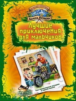 cover image of В школе юных скаутов. Поиски клада