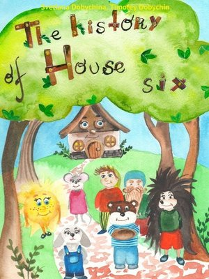 cover image of The History of House Six