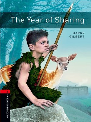 cover image of The Year of Sharing