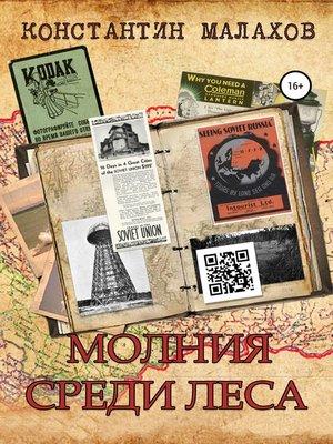 cover image of Молния среди леса