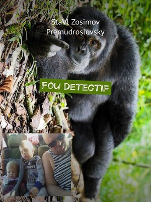 cover image of Fou Detectif. Detektif komik