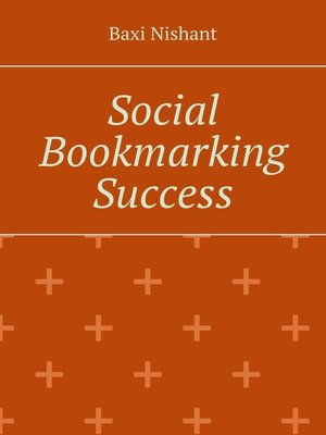 cover image of Social Bookmarking Success