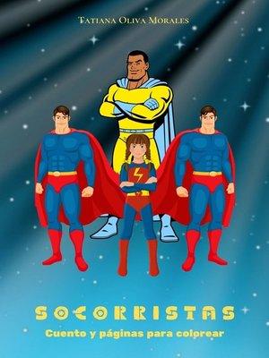 cover image of Socorristas. Cuento y páginas para colorear