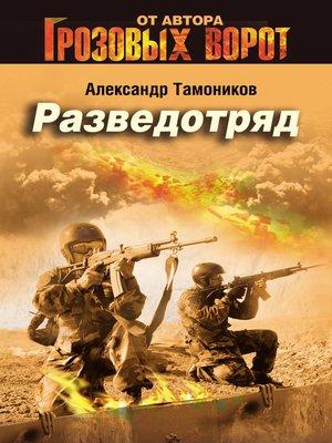 cover image of Разведотряд