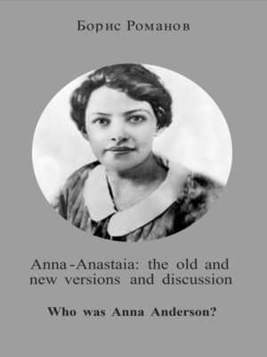 cover image of Anna-Anastaia