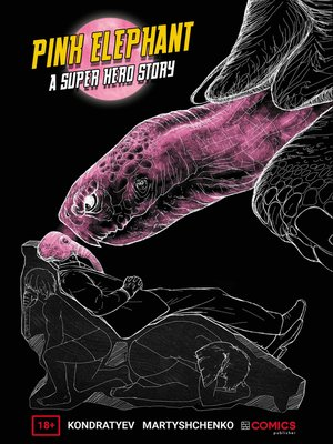 cover image of Pink Elephant – a Superhero Story. Глава 3