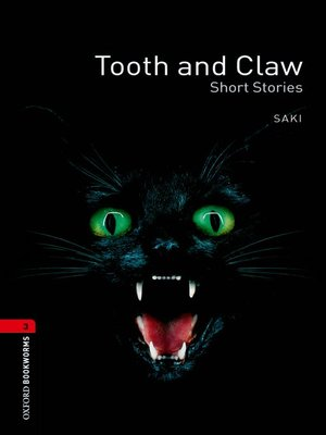 cover image of Tooth and Claw – Short Stories
