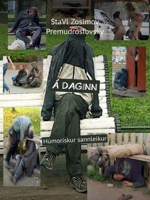 cover image of Á DAGINN. Húmorískur sannleikur